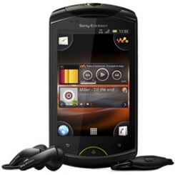 Sony Ericsson Live with Walkman - фото 1